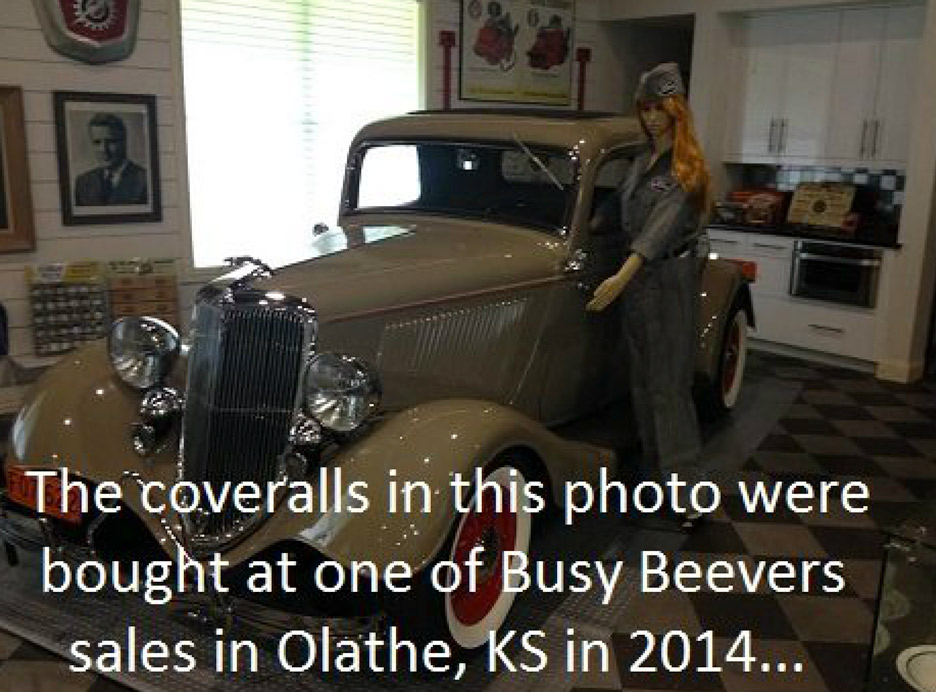 Olathe Estate sale Busy Beever