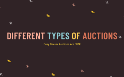 Different Types of Auctions